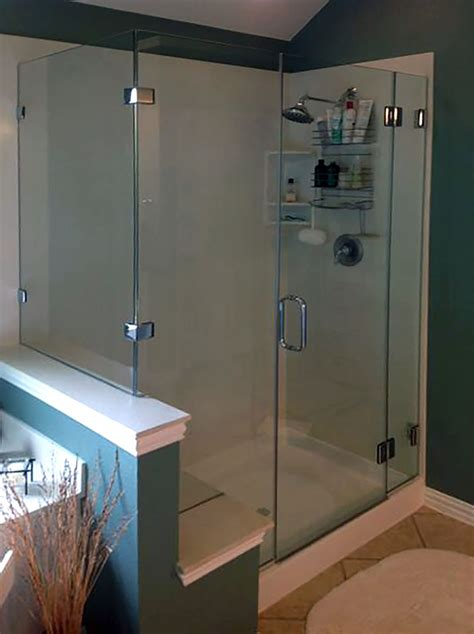 90 degree shower enclosures shower doors of dallas