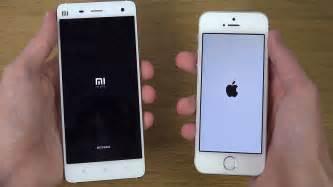 Merk Hp Xiaomi Kamera Terbaik perbandingan bagus mana hp iphone 5 vs xiaomi mi4i segi