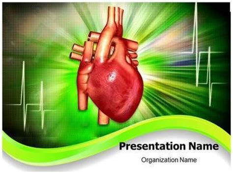 Make A Professional Looking Ppt Presentation On Topics Related To Cardiology And Heart Disease Disease Powerpoint Template