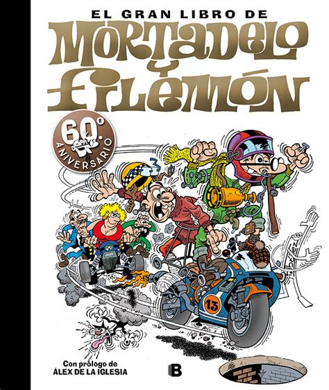 libro mortadelo y filemon prohibido la p 225 gina no oficial de mortadelo y filemon