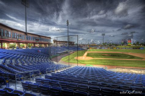 bright house field clearwater bright house field clearwater florida hdr creme