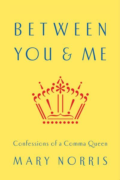between me and you book cover of between you and me