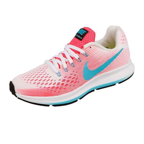 nike neutral running shoe nike zoom pegasus 34 neutral running shoe pink