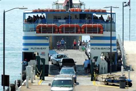 miller boat line schedule middle bass miller ferry summer schedule takes effect on friday may