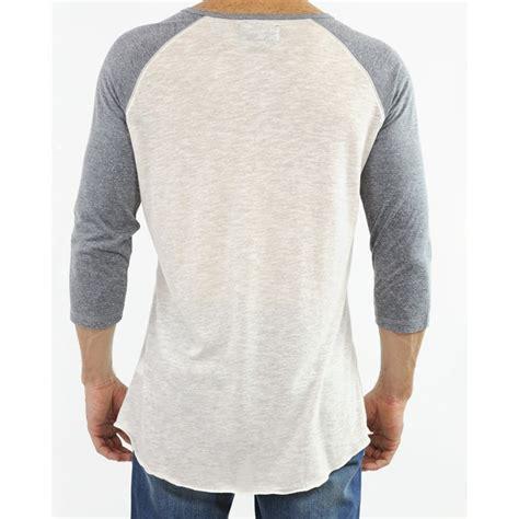 T Shirt Fresh White B C freshjive jive raglan t shirt white sportitude