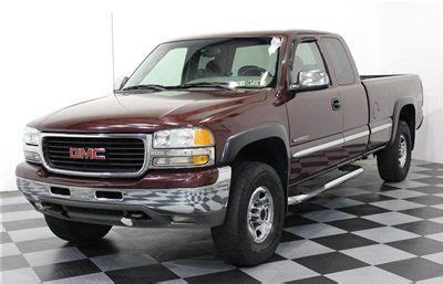 books on how cars work 2000 gmc sierra 2500 interior lighting find used buy now 6 800 4wd sierra 2500 series extended cab 2000 gmc truck 3 4ton in perkasie
