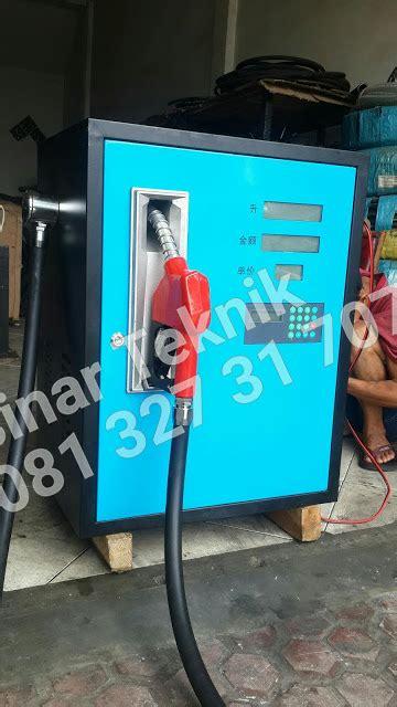 Selang Swivel 4m Pom Mini toko sinar teknik jual mini fuel dispenser spbu pertamini digital lengkap flow meter dan pompa