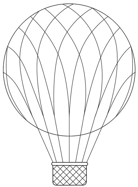 air balloon card template 3 different air balloon digital images free from