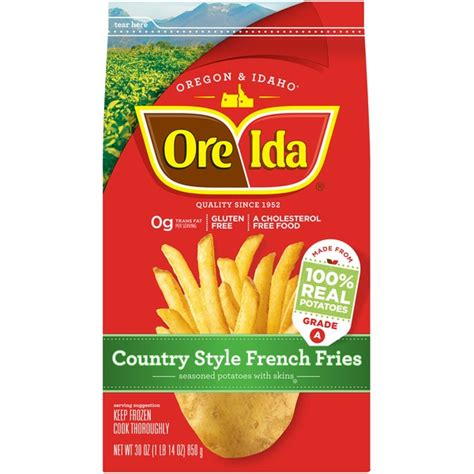 country style fries ore ida country style fries from key food instacart