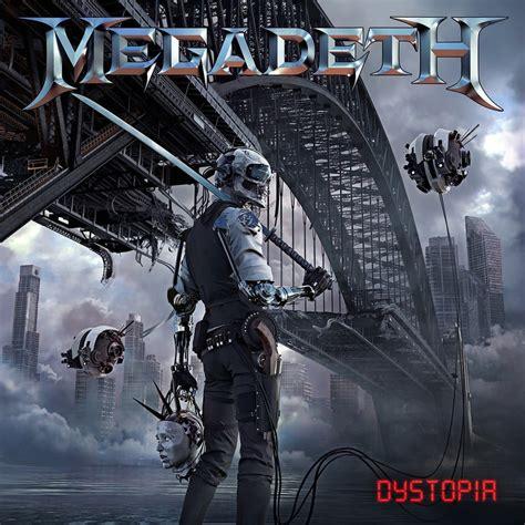 best megadeth album megadeth dystopia 20 best metal albums of 2016
