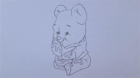 imagenes de winnie pooh bebe para dibujar como desenhar o ursinho pooh youtube