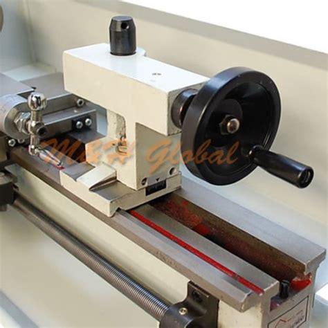 mini bench lathe 550w precision 7 x 14 digital mini variable metal lathe