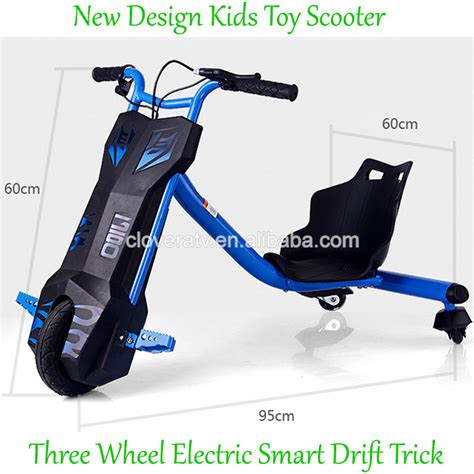 water scooter tricks cheap battery powered 3 wheel trick scooter with factory