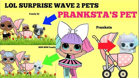 Sold Out Lol Pet Series Wave 2 1 brand new lol pets wave 2 lol pets series 3 wave 2 confetti pop