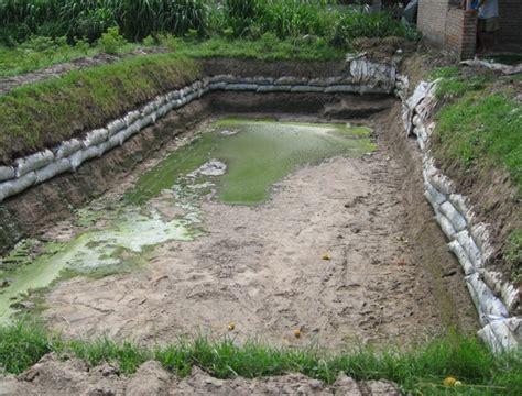 Harga Kolam Terpal Jogja langkah persiapan kolam untuk budidaya ikan nila kabartani