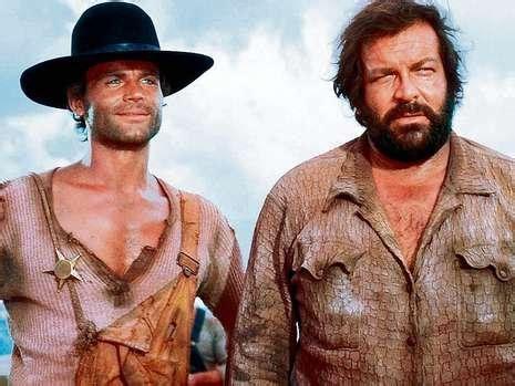 cowboy film trinity il tesoro di bud spencer e terence hill indiscreto