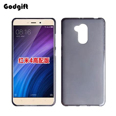 Soft Hello Redmi 4 Prime aliexpress buy xiomi xiaomi redmi 4 pro redmi 4 prime cover tpu soft cover phone