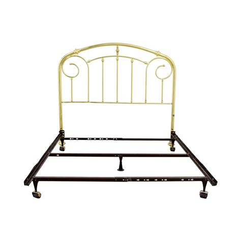 Buy Metal Bed Frame Buy Brass Used Furniture On Sale