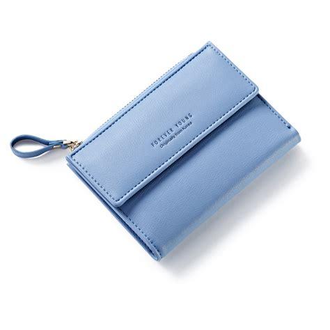 Fashion Import Forever Wallet forever wallet coin card holder money bag purse carteira slim
