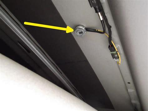 replace install radio aerial volvo