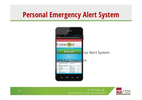 android emergency alerts android emergency alert with fall detection