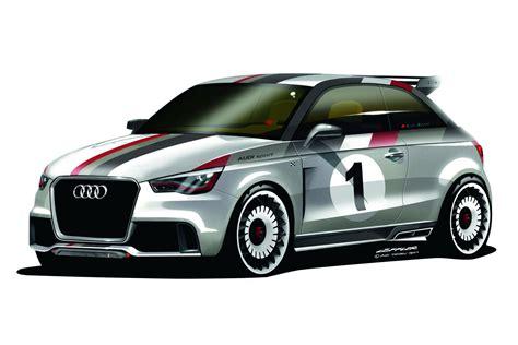 Audi A1 Quattro Aufkleber by Audi Prepares 503hp A1 Clubsport Quattro For