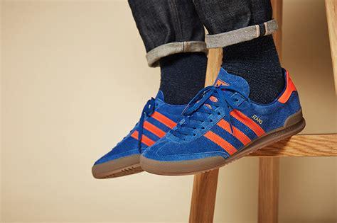 Adidas Og Pack Collegiate Royal Solar Gum Dublin Colourway adidas originals og pack sneaker bar detroit