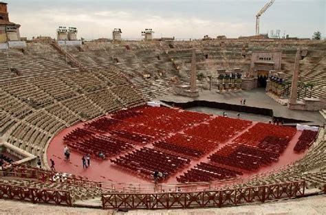 arena verona seating plan inside of the arena picture of arena di verona verona
