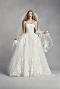 white by vera wang wedding dress collection david s bridal