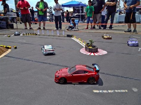 Rc Cars Races by A Remote Car Race Featuring Toyota 86s