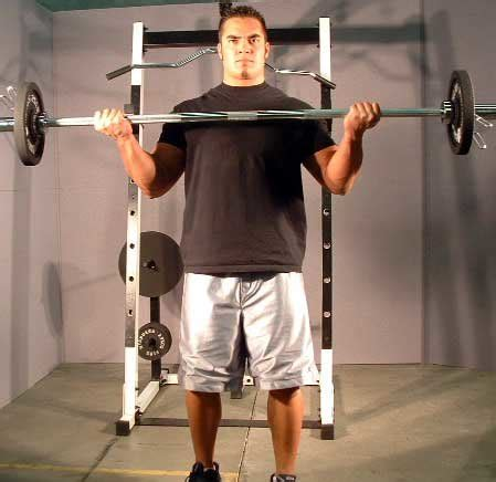 Barbell Curl Exercise Of The Week Barbell Curls