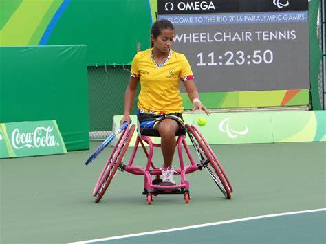tenis en silla de ruedas 1er clasificatorio de tenis en silla de ruedas para juegos