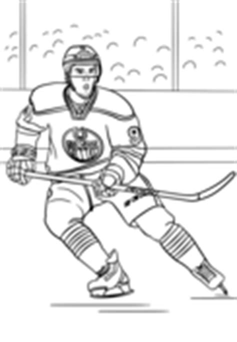 hockey coloring pages oilers nhl coloring pages free coloring pages