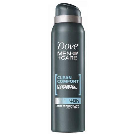 clean comfort dove men care deo spray clean comfort von rossmann ansehen