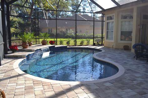Florida Backyard Jacksonville by 1 Jacksonville Pool Contractor Northeast Florida Pool