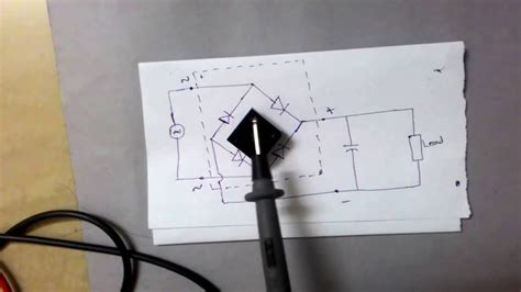 how to test diode bridge how to test a bridge rectifier versi on the spot