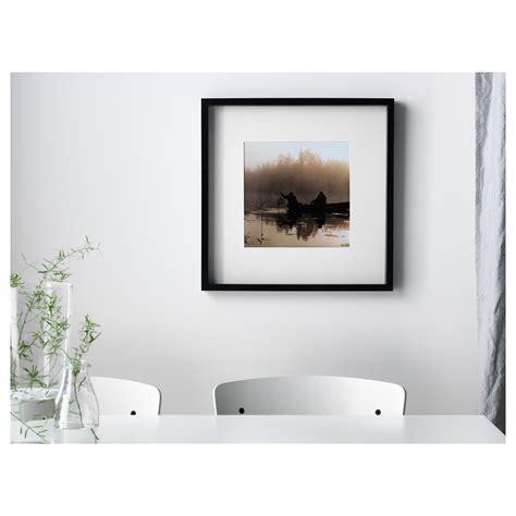 ribba ikea ribba frame black 50x50 cm ikea