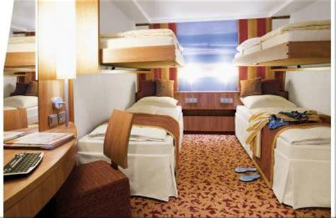 aida meerblickkabine 4 personen aidasol kabinen und suiten aida