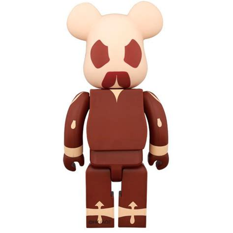 attack on titan colossal titan 1000 bearbrick mindzai
