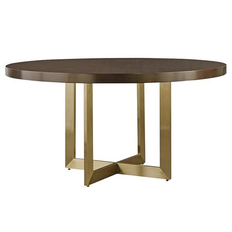 dining table gibson round dining table niche decor