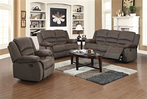 chair and sofa set cheap us pride furniture 3 piece light brown fabric