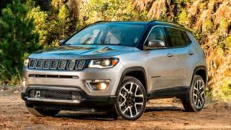 2017 jeep compass interior exterior and drive