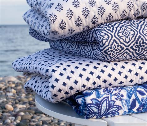 Coverlet Fabric Best 25 Coastal Inspired Blankets Ideas On Pinterest