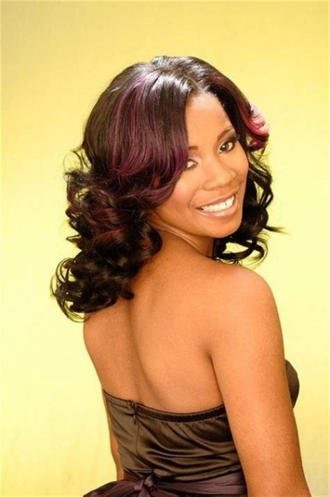 american hair salons on pinterest african american hair hair hairstyle with highlights for african american women