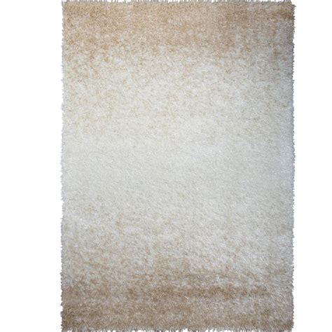 shiny shag rug home dynamix bazaar shiny shag beige ivory 7 ft 10 in x 10 ft 2 in indoor area rug 1 106 185