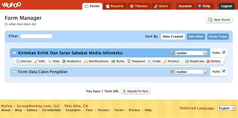 membuat form email html cara membuat contact form di blog tips informasi