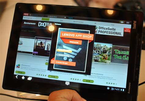 Tablet Lenovo Android Termurah look at the lenovo thinkpad android tablet android