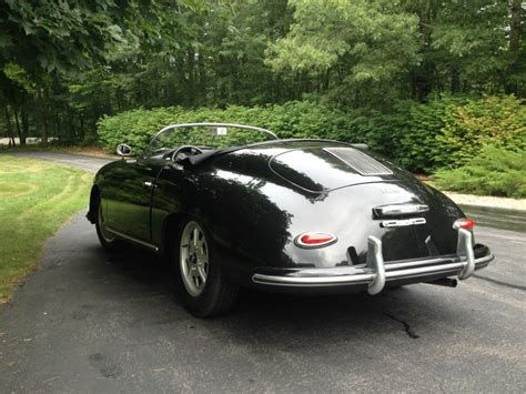 porsche speedster replica for sale 1957 porsche speedster replica for sale