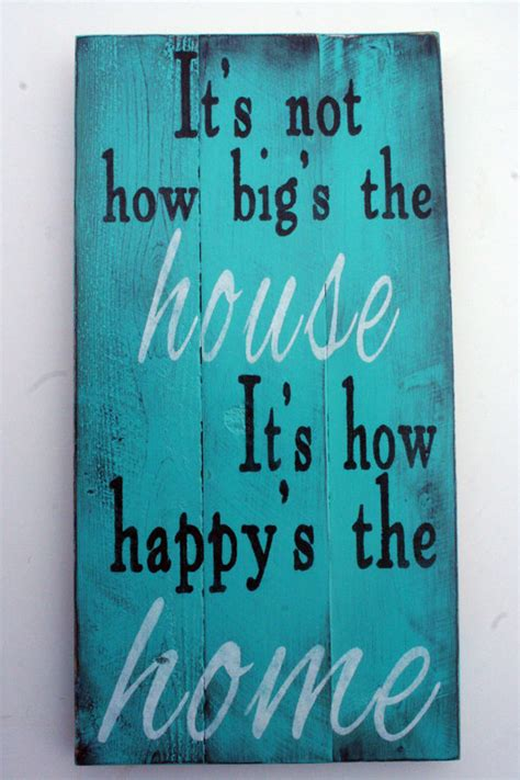quote signs home decor pallet sign distressed wood rustic shabby chic by rusticlyinspired