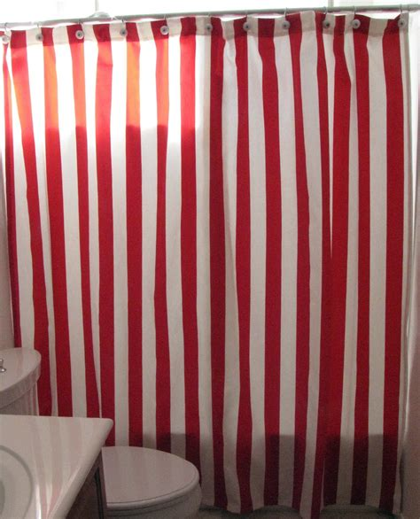 red white striped curtains red and white striped curtains home design ideas